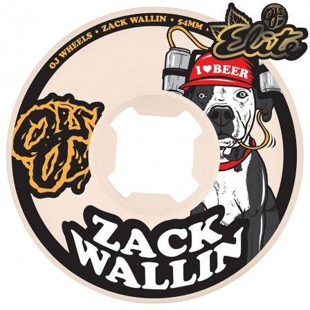 OJ Wheels Wallin I Love Beer