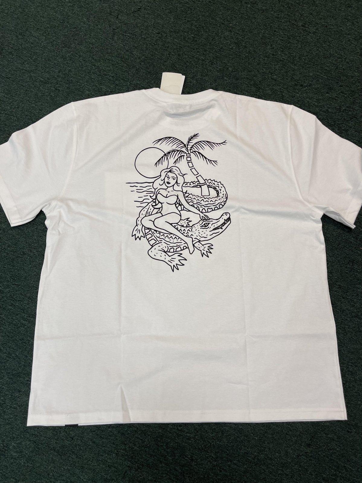 Dickies Jamie Foy Graphic T-Shirt - White