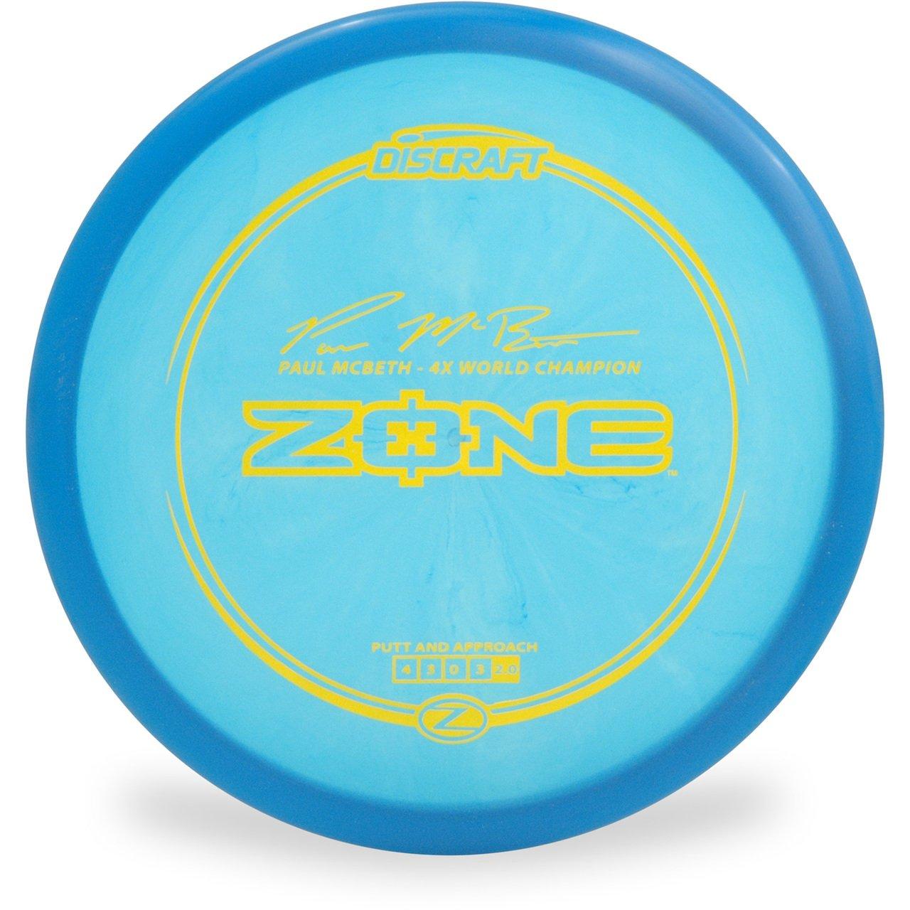 Discraft Z Line Putt and Approach