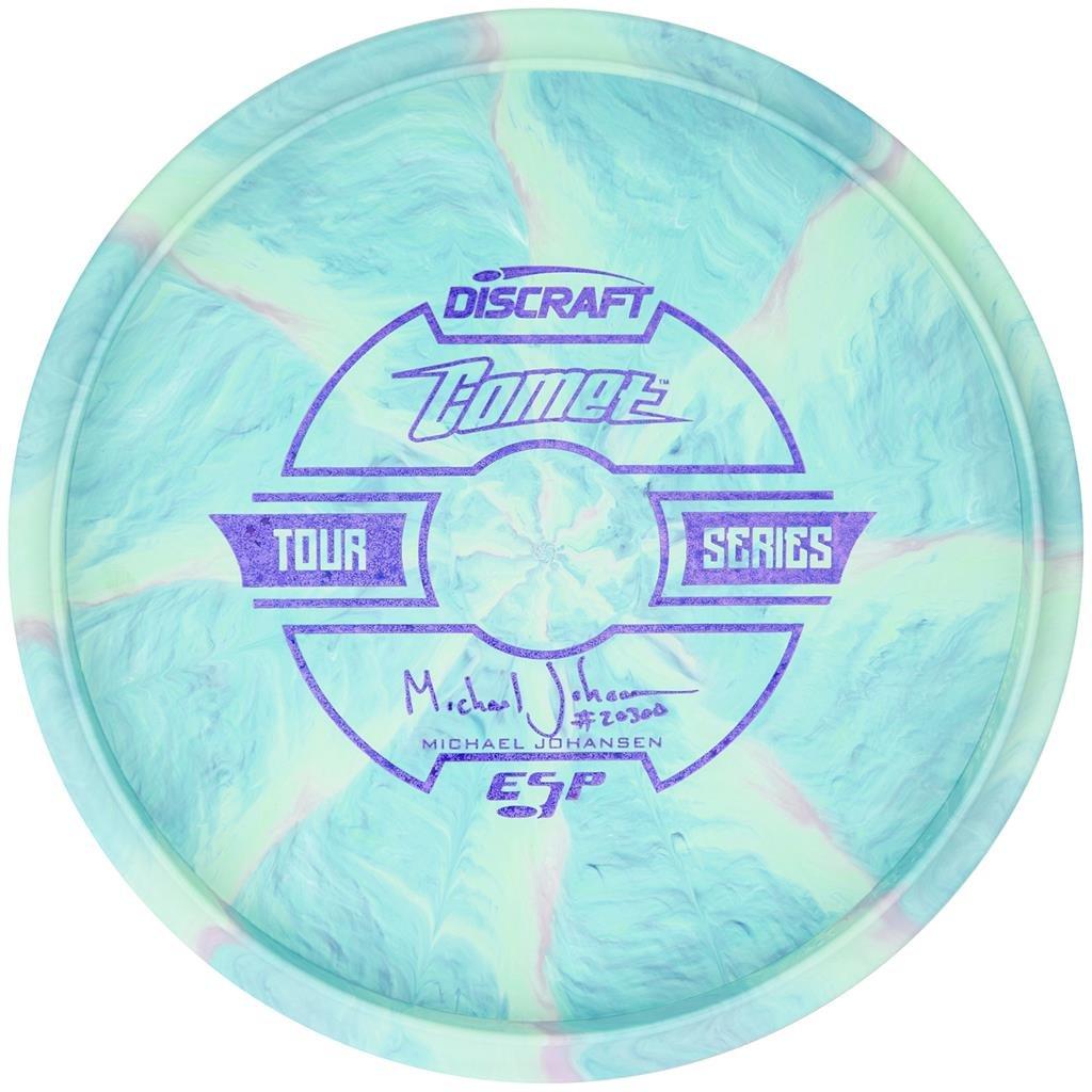 Discraft Tour Series ESP Mid-Range Discs