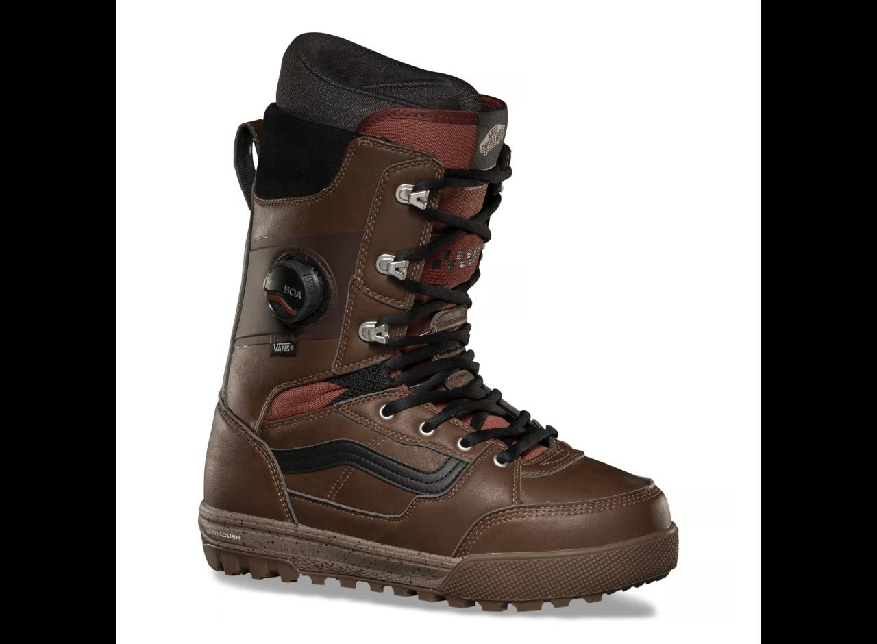 2021 Vans Invado Pro Men's Snowboard Boot