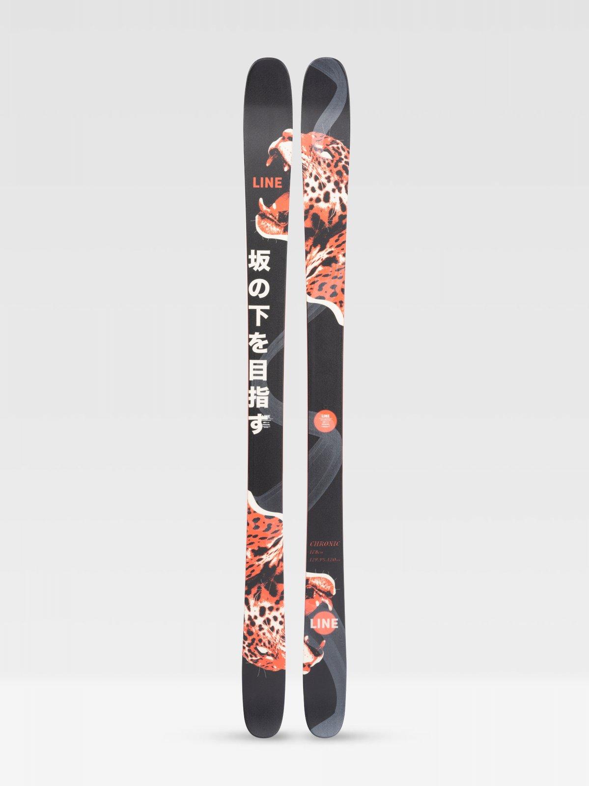 2022 Line Chronic Men's Skis