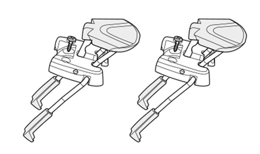 Look Replacement L2 Brake 3P (Pair)