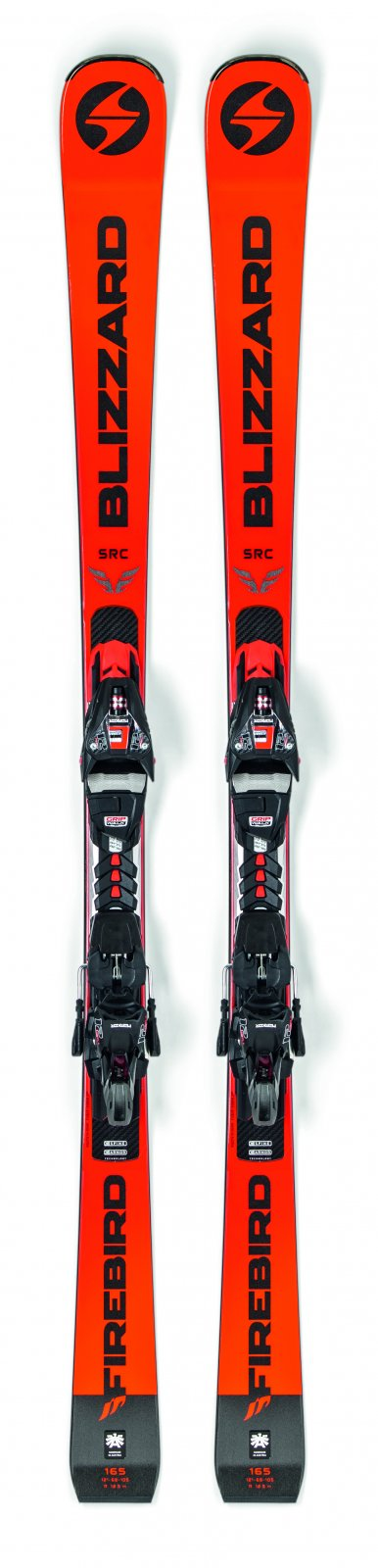 2020 Blizzard Firebird SRC Race Skis w/ Xcell 14 Bindings