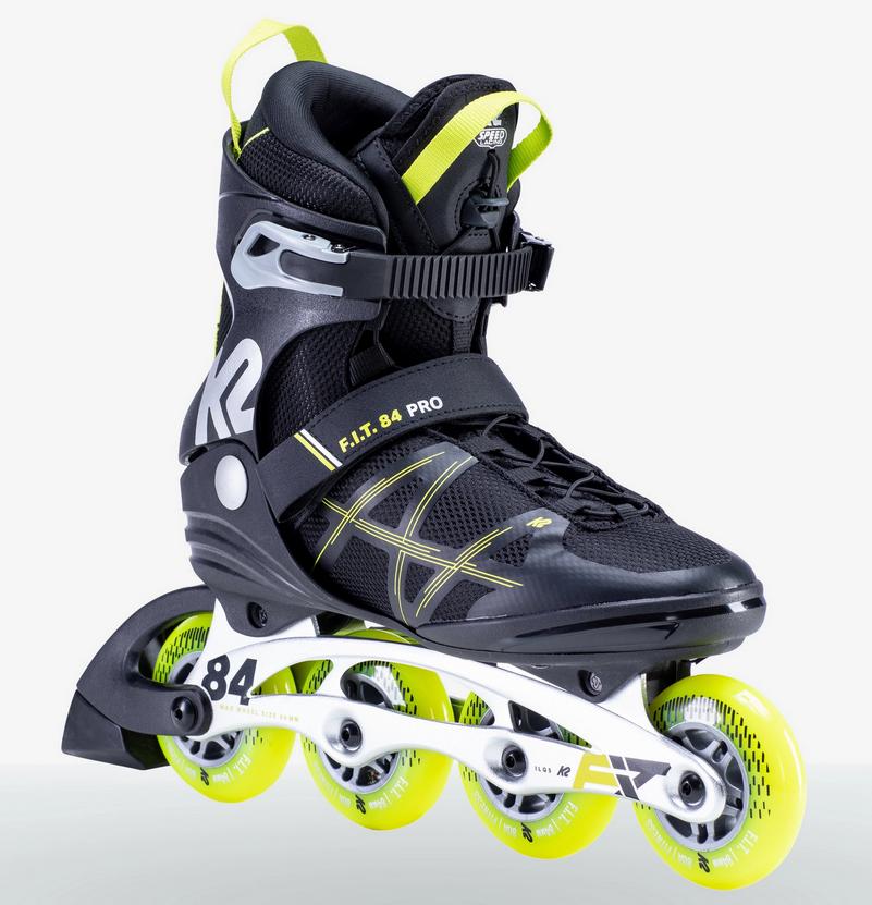2021 K2 F.I.T. 84 Pro Men's Inline Skates