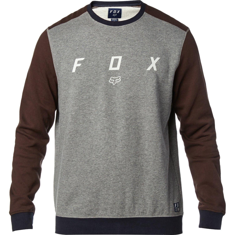 Fox District Crew Fleece