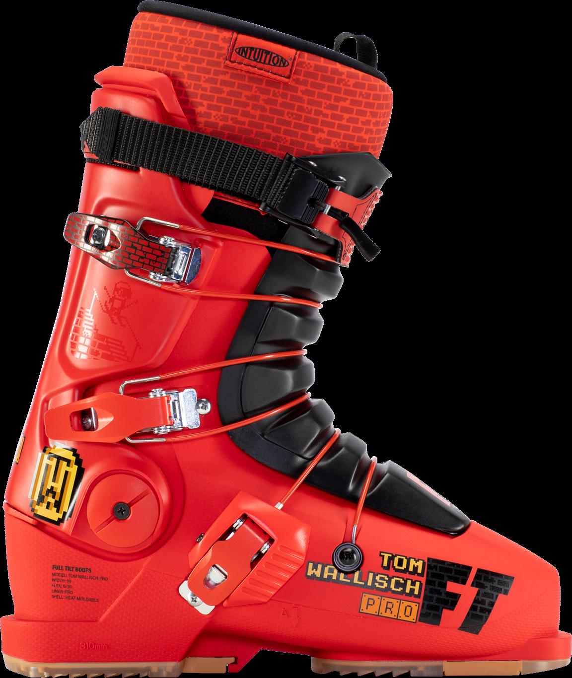 2021 Full Tilt Tom Wallisch Pro LTD Men's Ski Boots