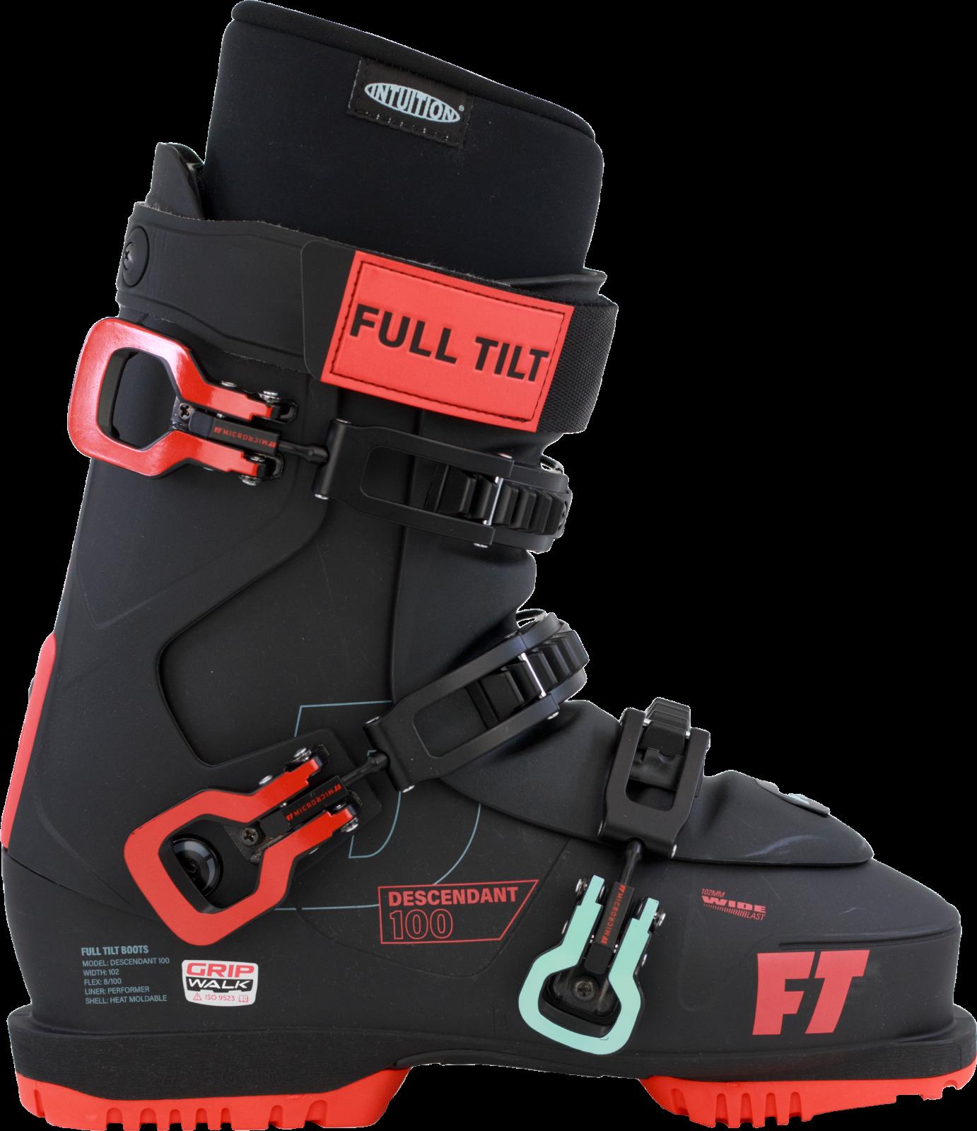 2022 Full Tilt Descendant 100 Men's Ski Boots