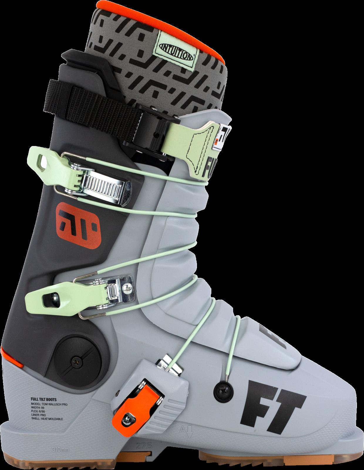 2022 Full Tilt Tom Wallisch Pro LTD Men's Ski Boots