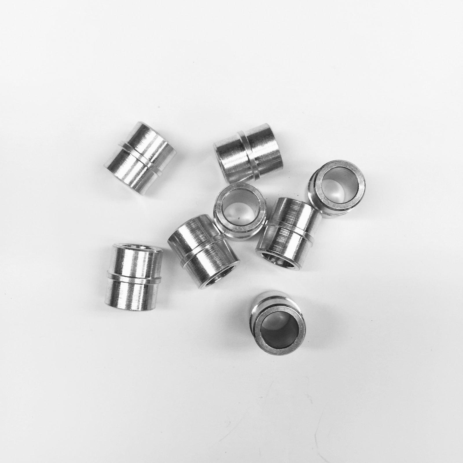 Rollerblade Aluminum Micro Bearing Spacers Kit
