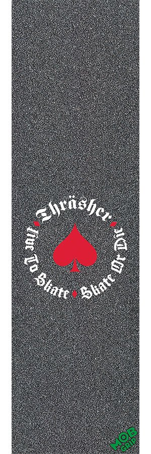 MOB Thrasher Oath Griptape Sheet