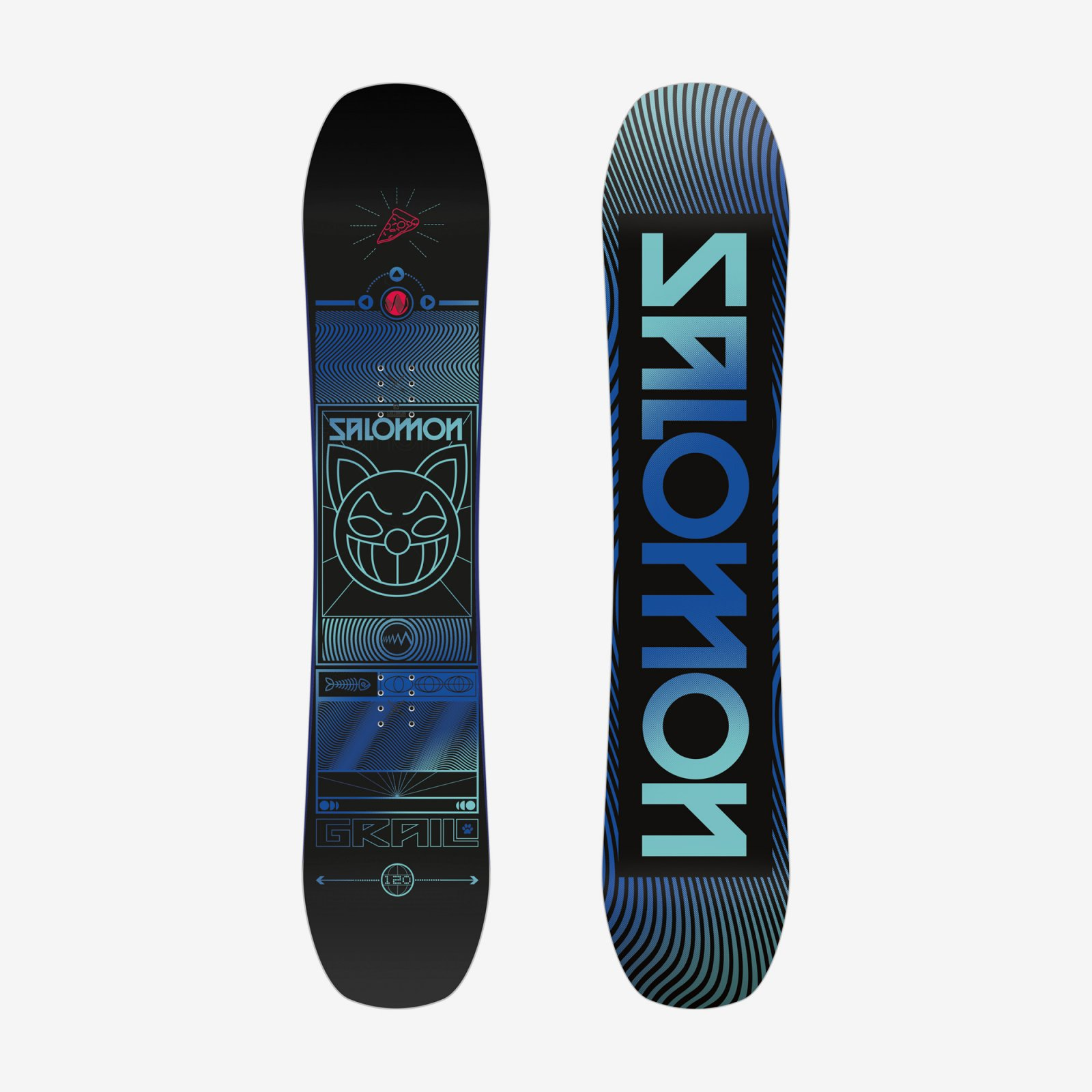 2021 Salomon Grail Junior Snowboard
