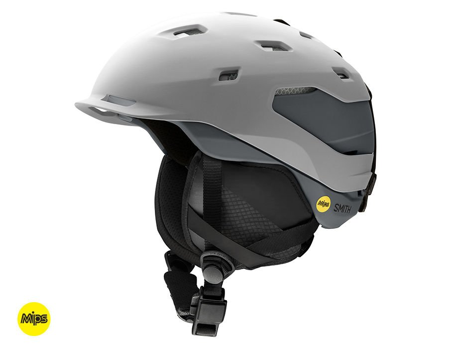 2019 Smith Quantum MIPS Helmet