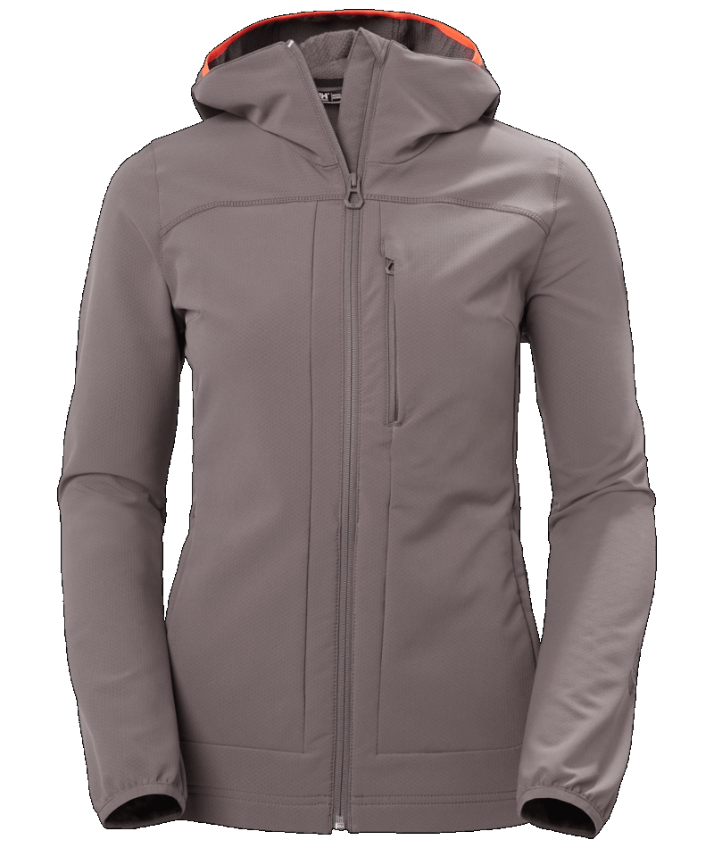 Helly Hansen Aurora Shield Fleece Women's - Sparrow Grey