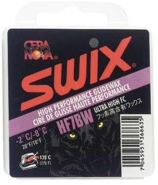 Swix HF7BW Black, -2C/-8C, 40g