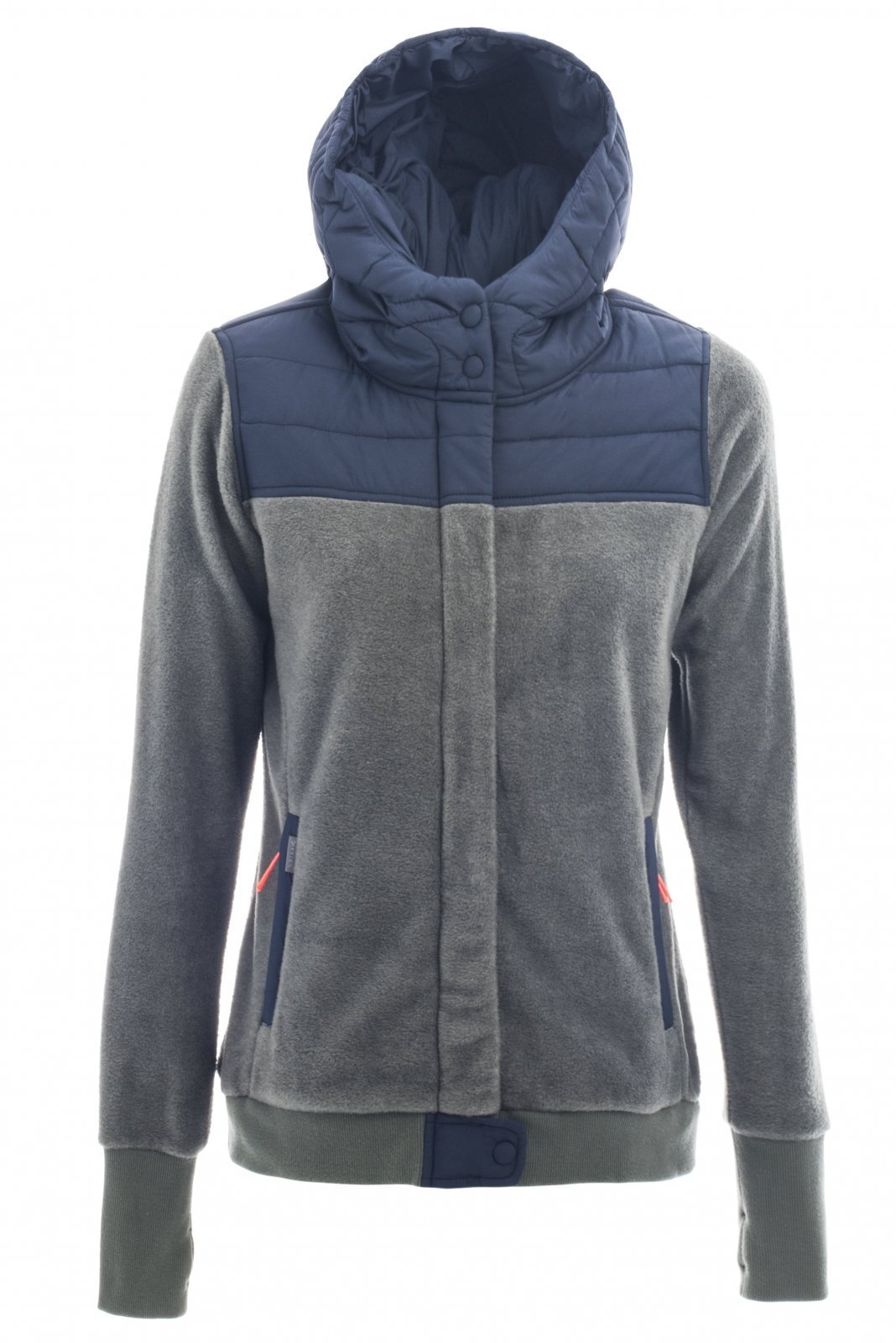 Holden Women's Sherpa Hybrid Zip Up