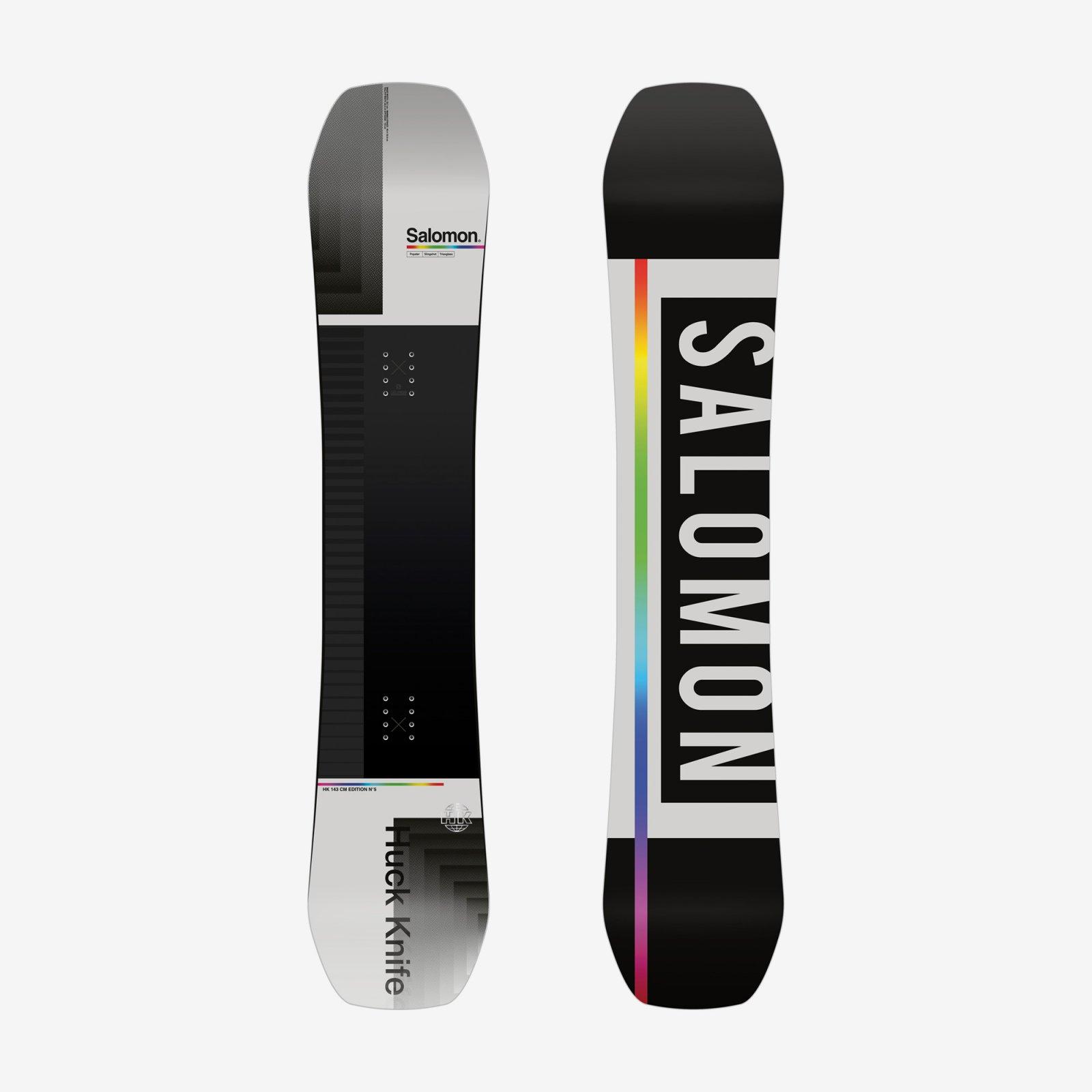 2021 Salomon Huck Knife Grom Youth Snowboard