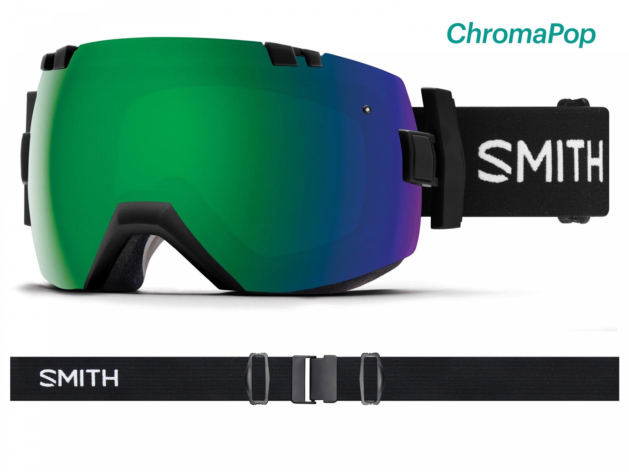 2019 Smith I/OX Snow Goggle
