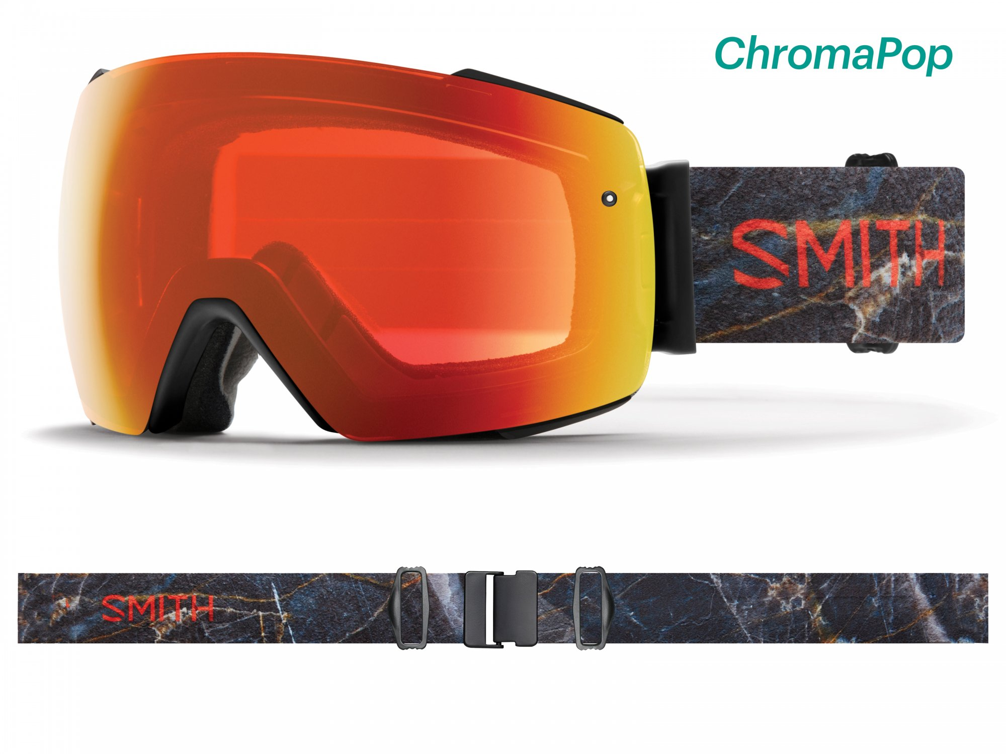 2019 Smith I/O MAG AC Snow Goggle