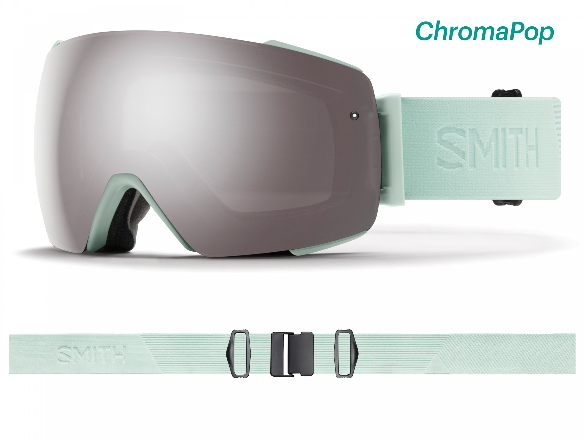 2019 Smith I/O MAG Snow Goggle