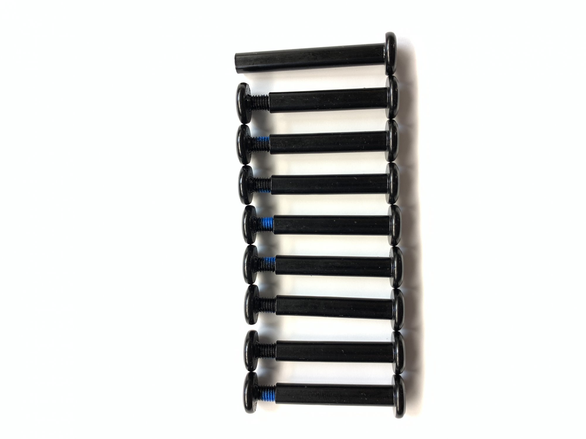 K2 EXO Family Plastic Frame Axle Set