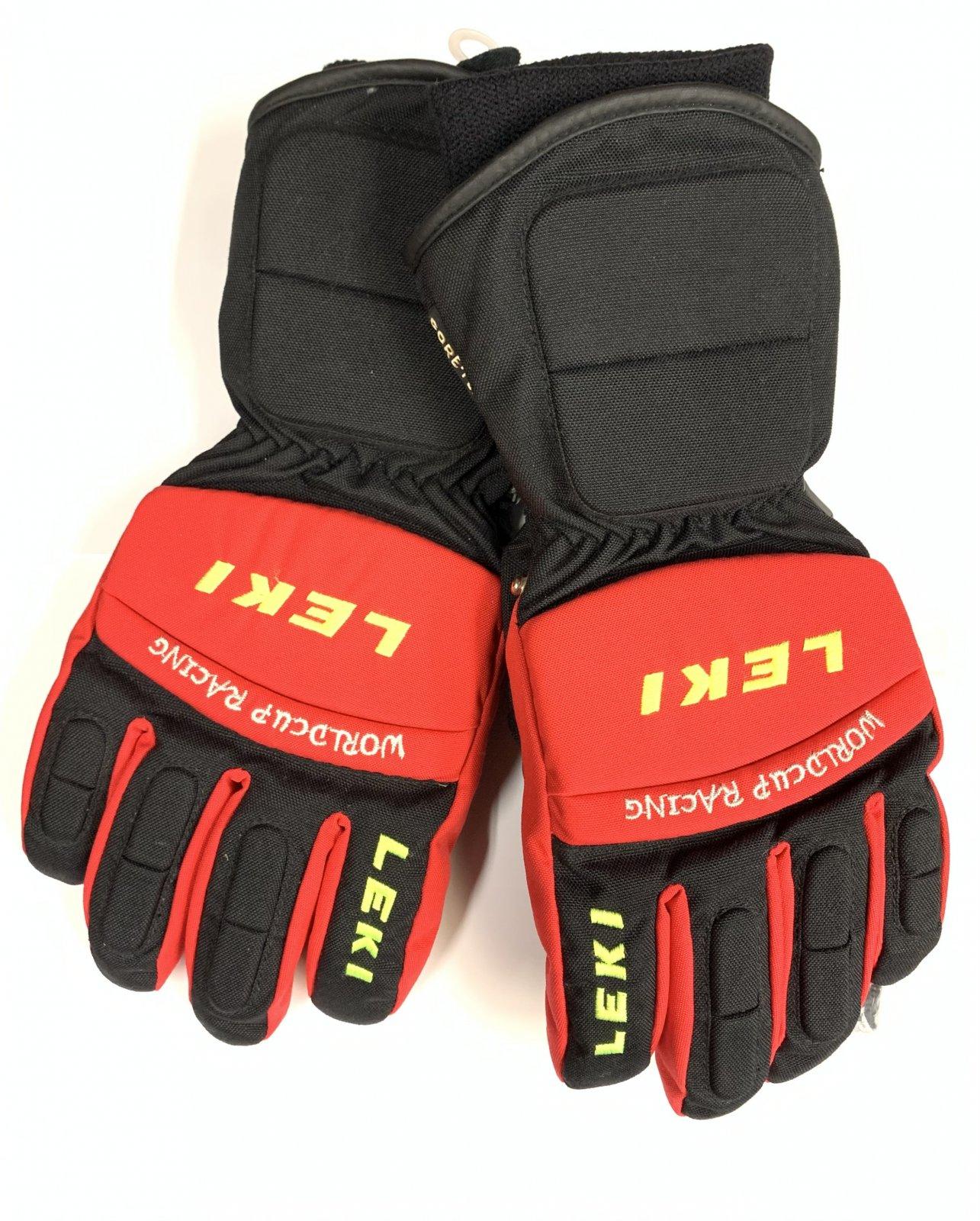 Leki Worldcup Jr Racing Gloves