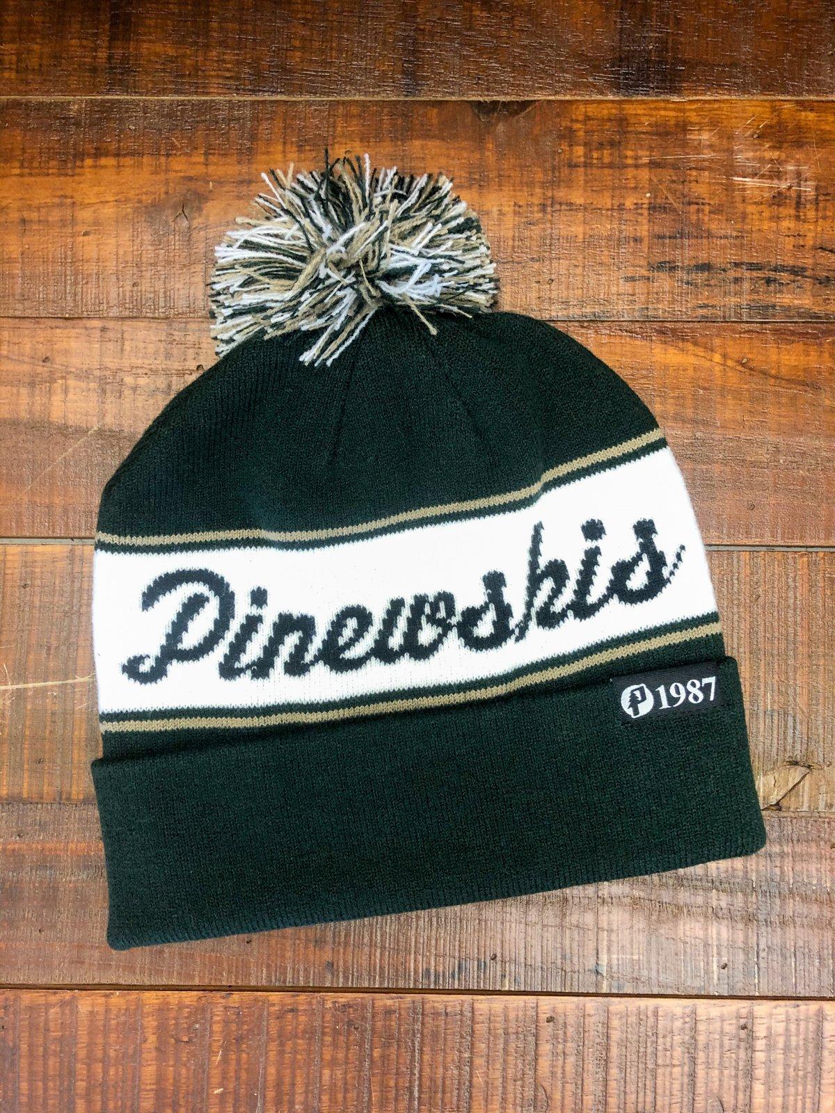 Pinewski's Pomski Beanie