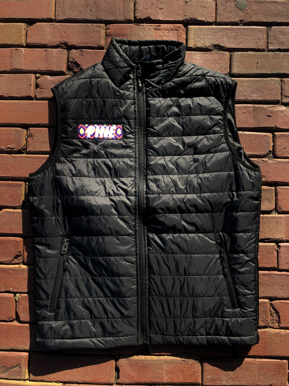 Pinewski's Packable Insulated Vest