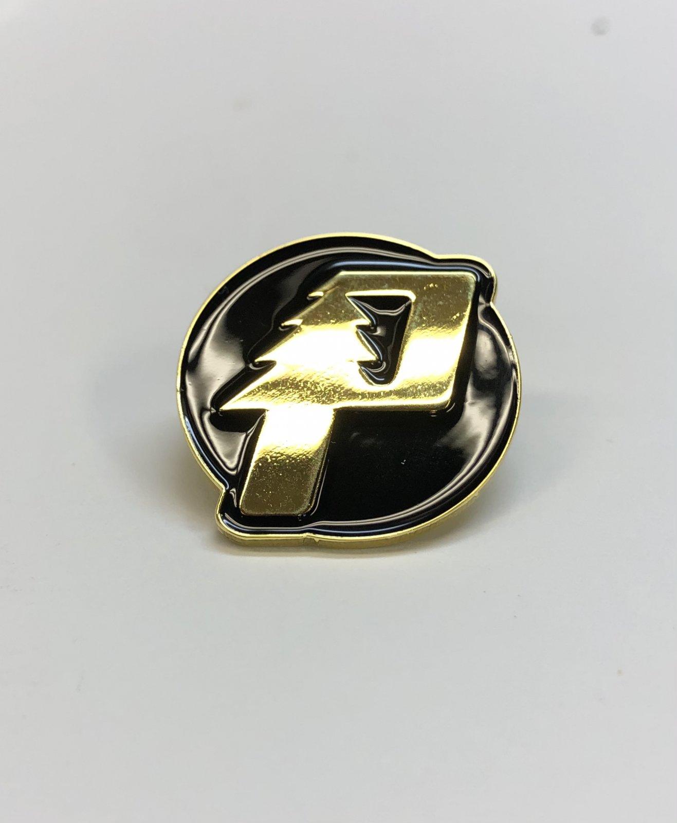 Pinewski's Enamel Pin