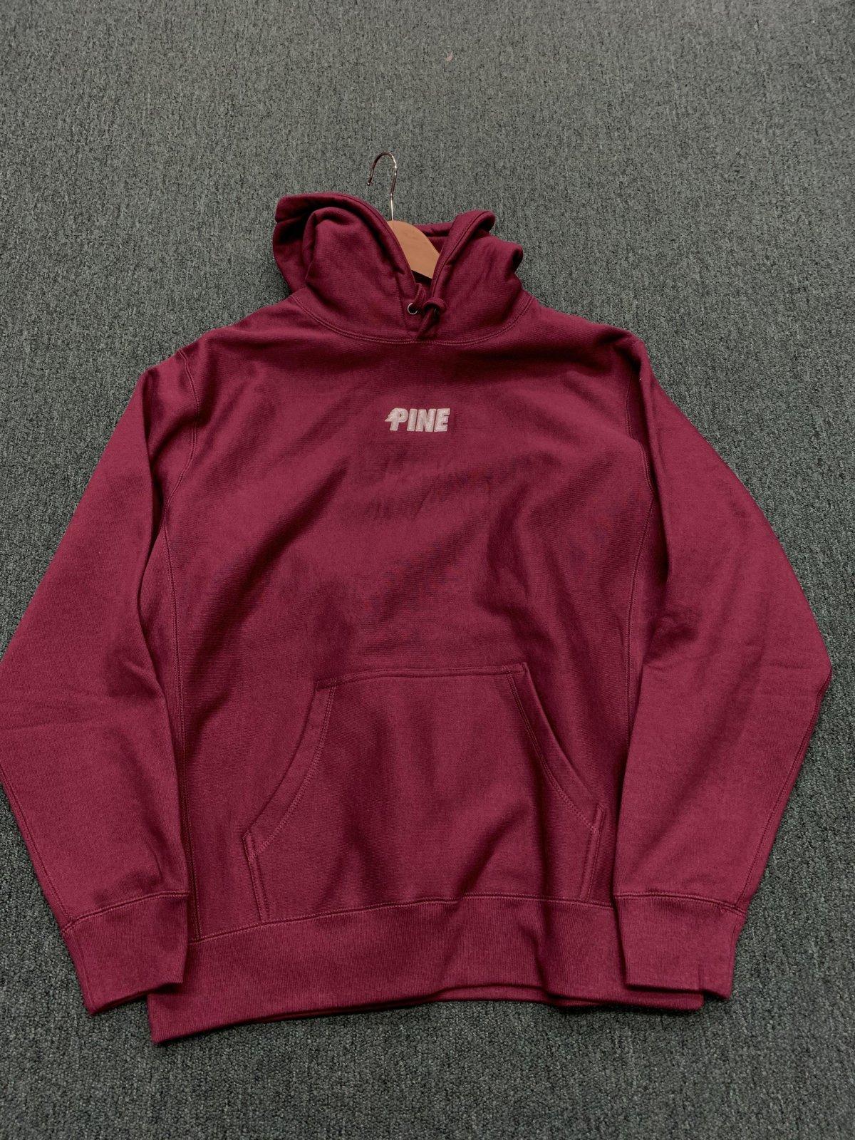 Pinewski's Premium Pine Hooded Sweatshirt
