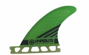 Hyperlite 3.5 Flux Surf Fin Set w/ WKey