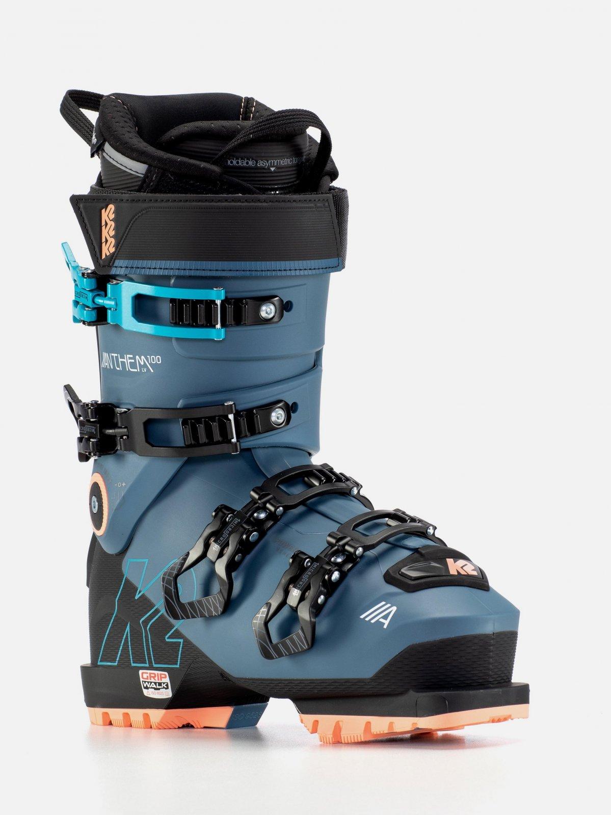 2021 K2 Anthem 100 MV Gripwalk Women's Ski Boots