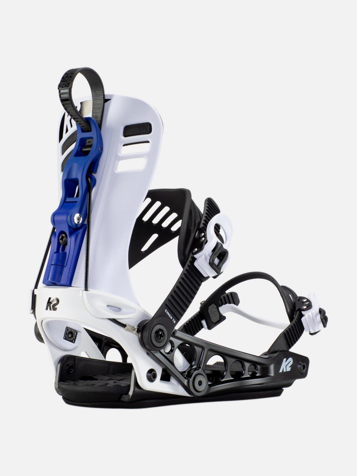 2021 K2 Cinch TS Men's Snowboard Bindings