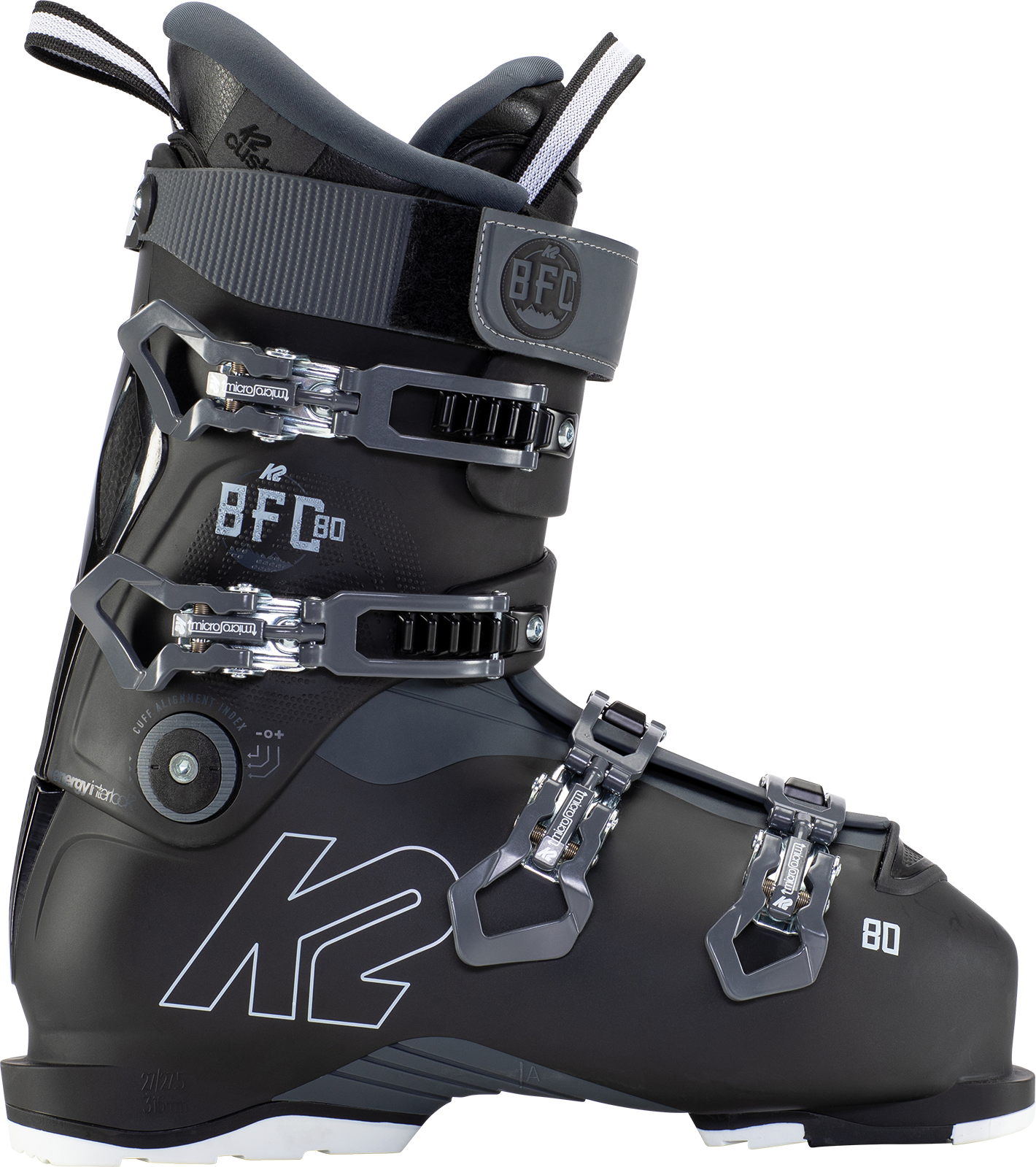 2021 K2 BFC 80 Gripwalk Men's Ski Boots