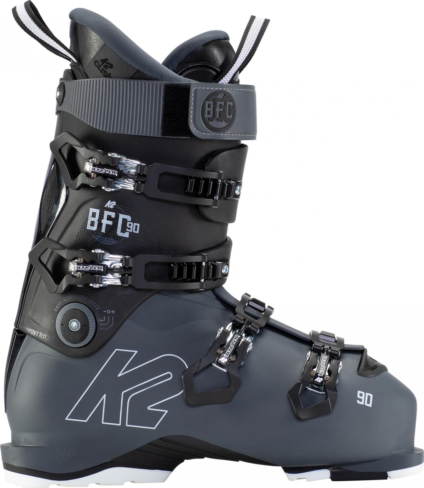 2021 K2 BFC 90 Gripwalk Men's Ski Boots
