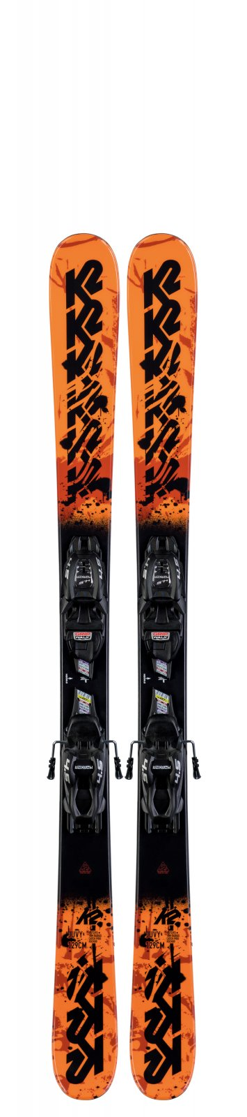 2020 K2 Juvy W/ Marker FDT 4.5 Junior Ski