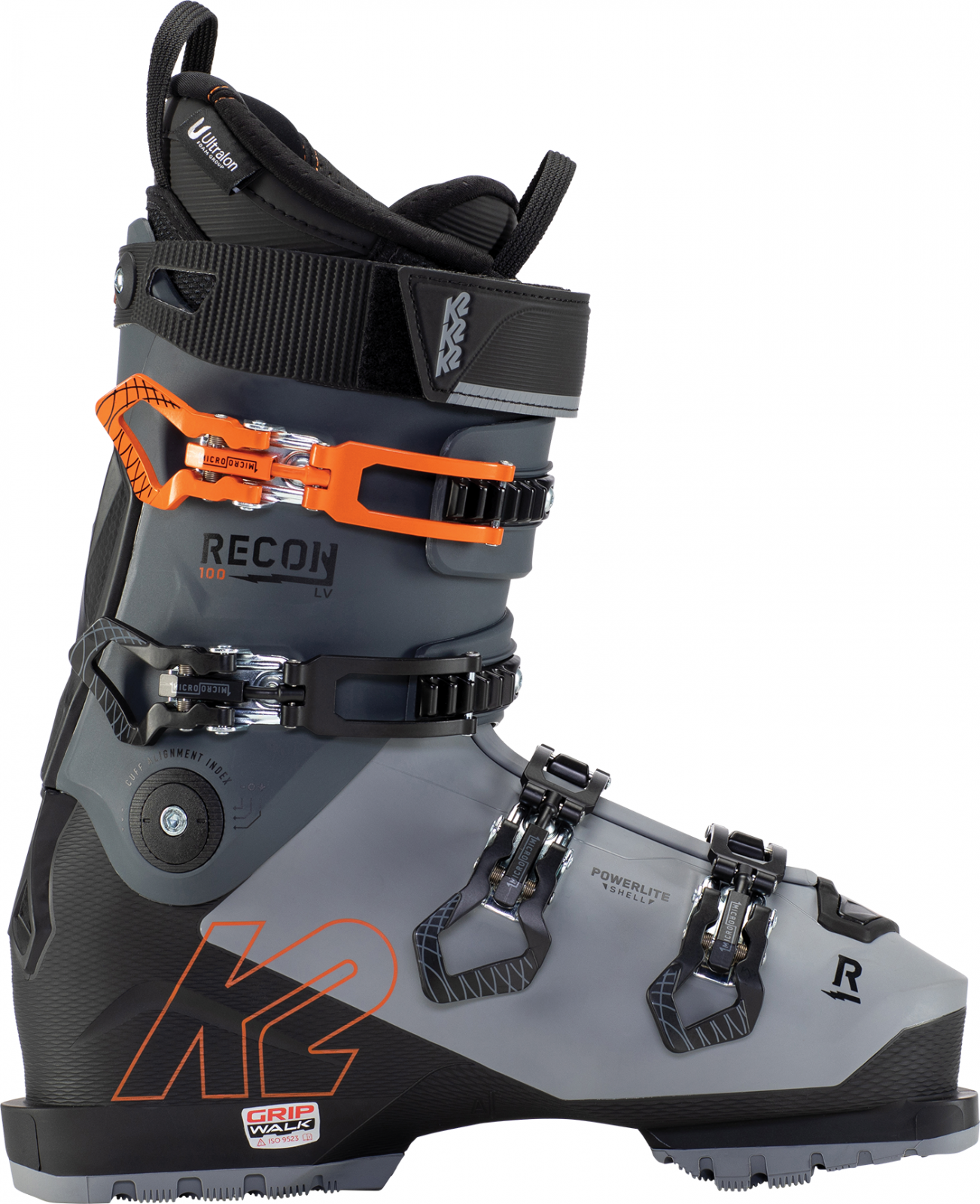 2021 K2 Recon 100 MV Gripwalk Men's Ski Boots
