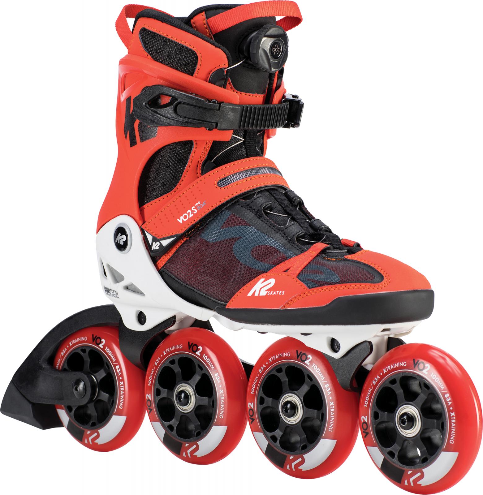 2020 K2 VO2 S 100 BOA Men's Skate