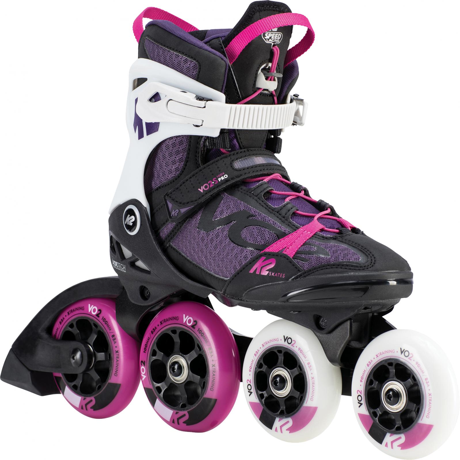 2020 K2 VO2 S 100 X Pro Women's Inline Skates