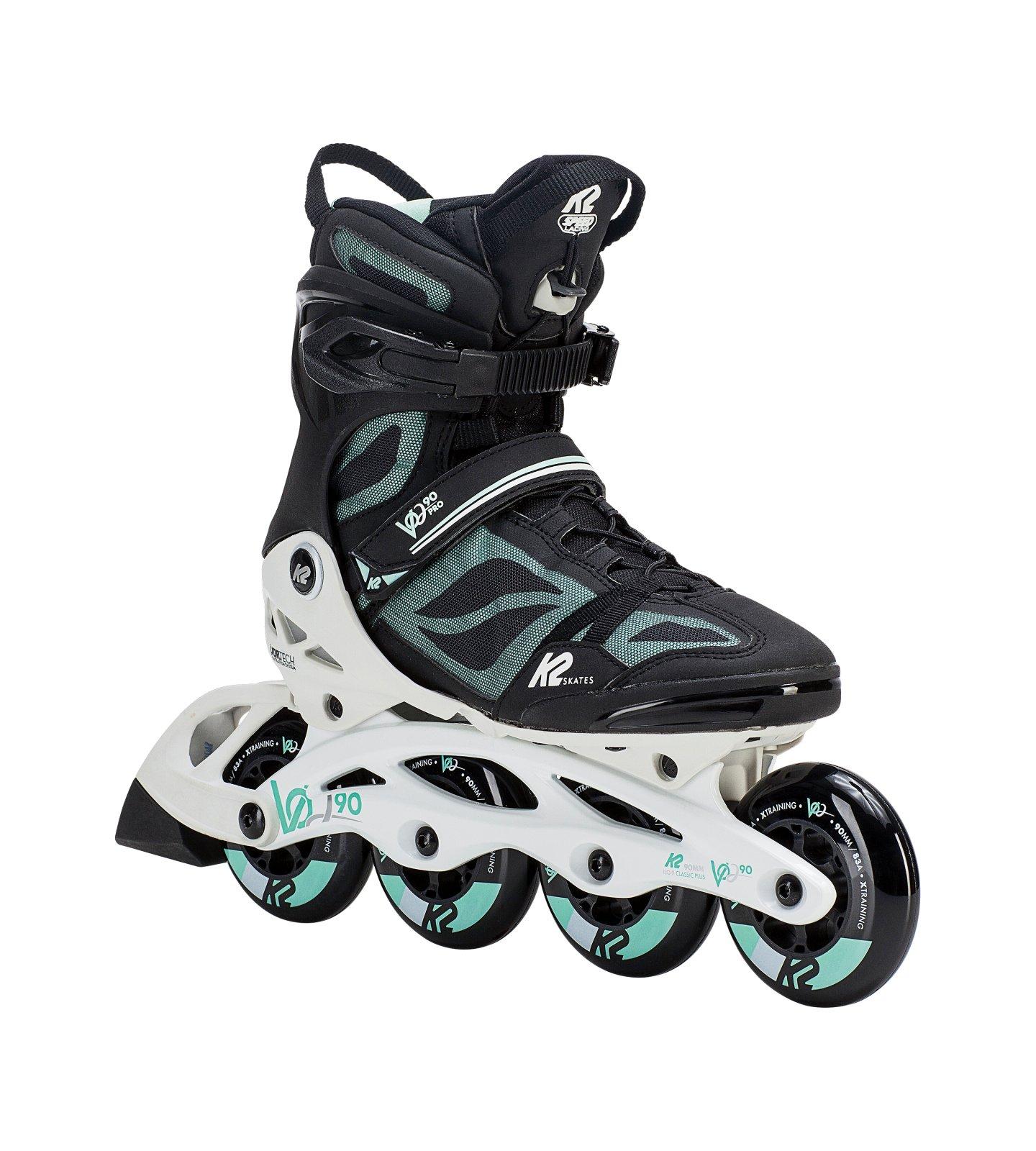 2018 K2 VO2 90 Pro Women's Inline Skates
