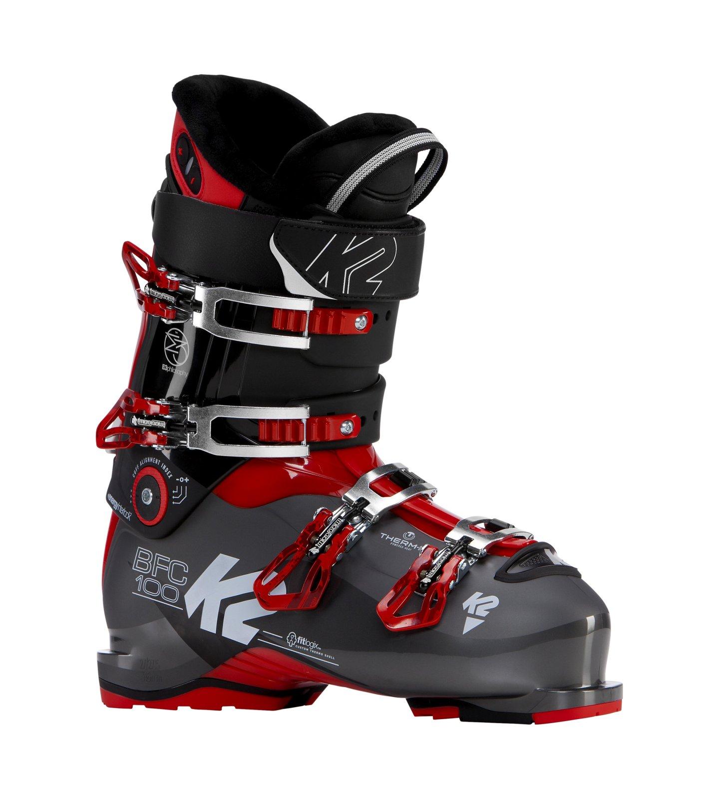 17/18 K2 BFC 100 Heat Ski Boots