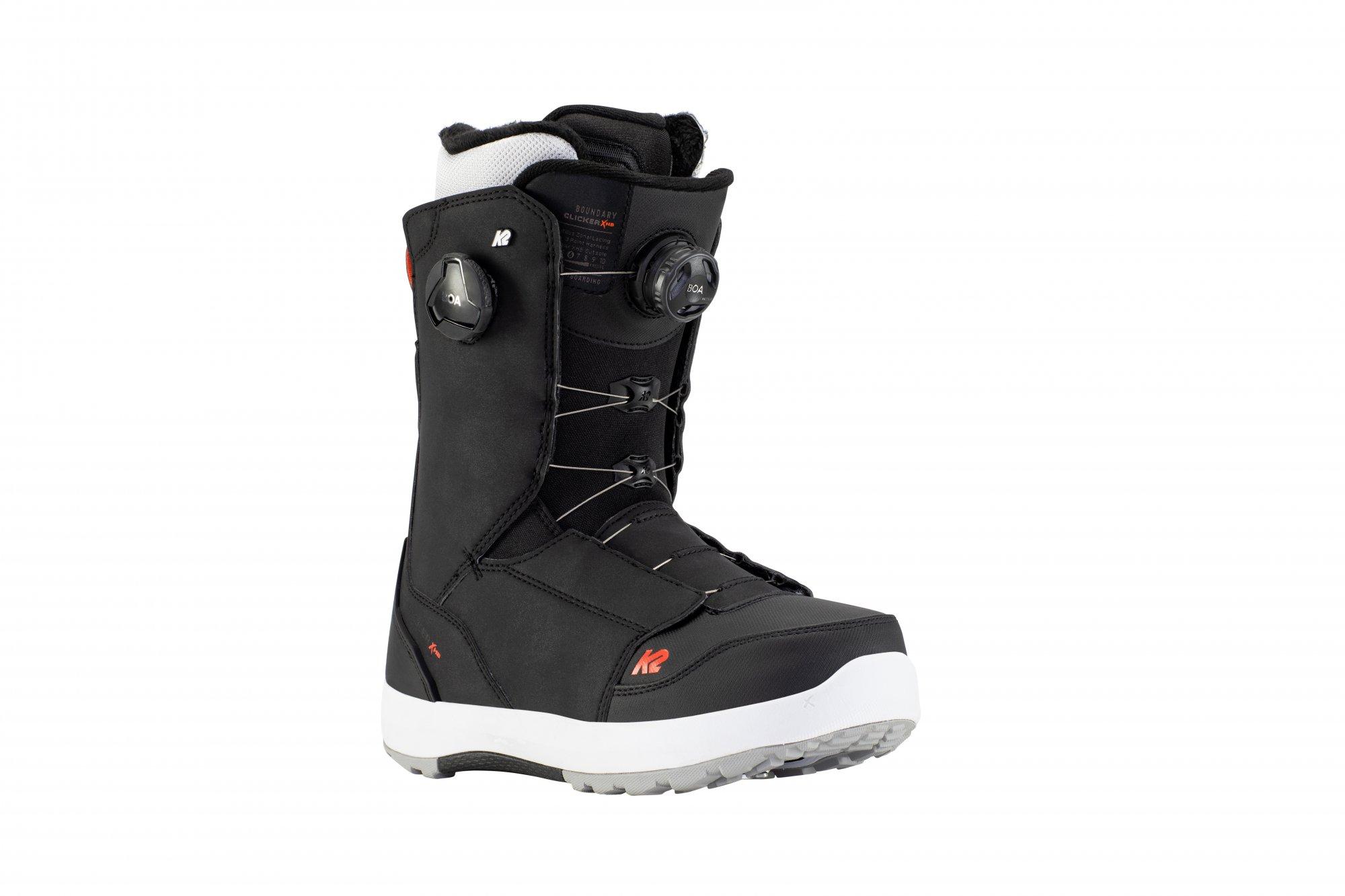 2021 K2 Boundary Clicker X HB Men's Snowboard Boots