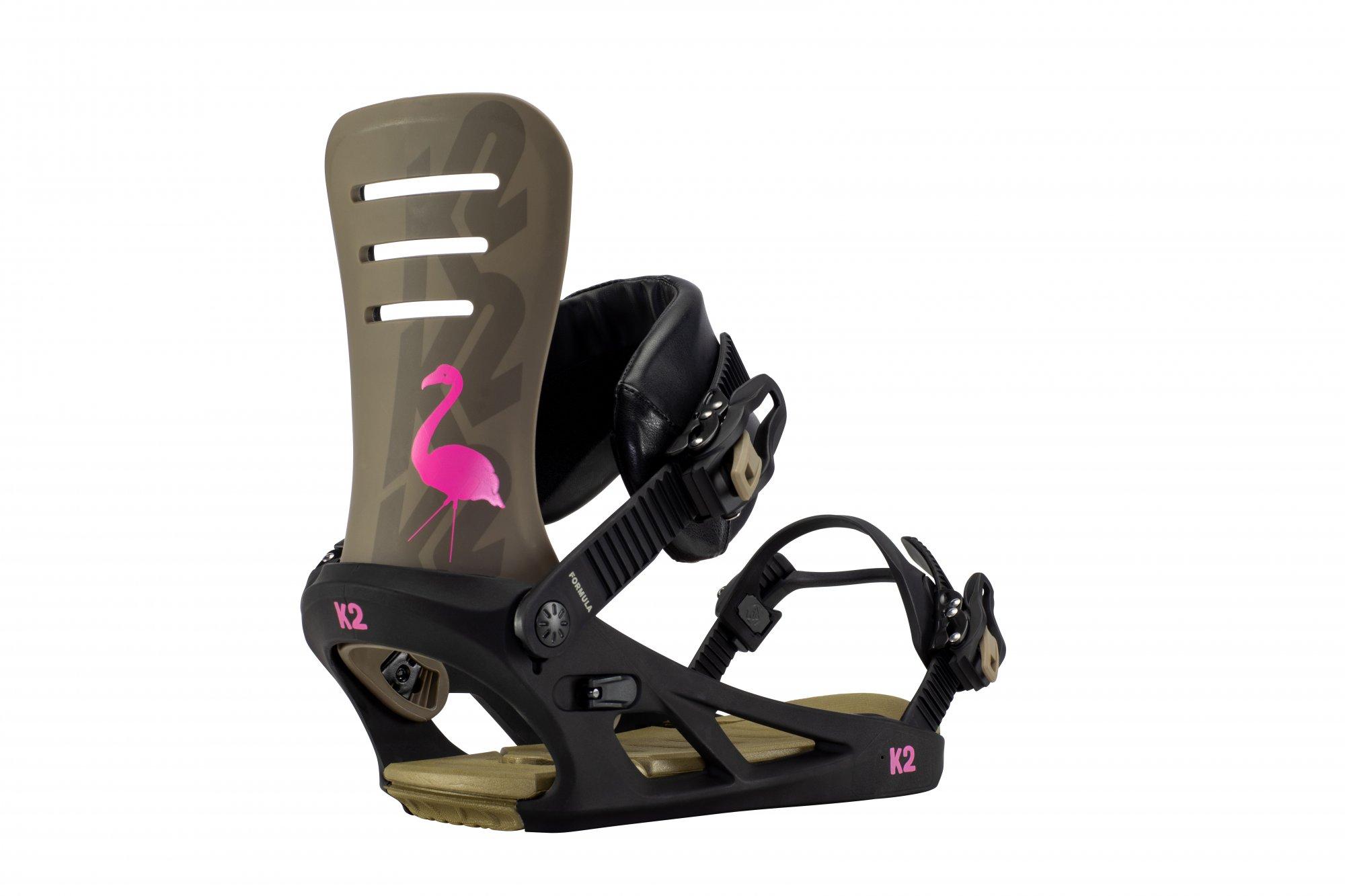 2021 K2 Formula Men's Snowboard Bindings
