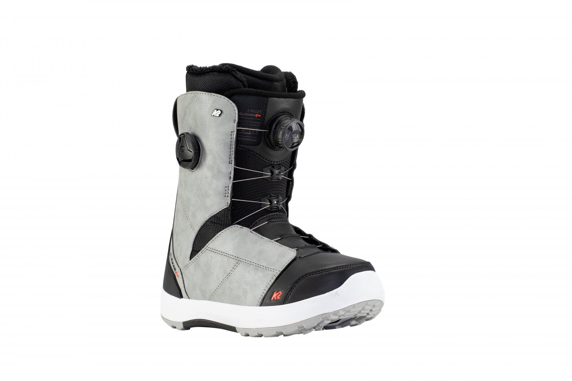 2021 K2 Kinsley Clicker X HB Women's Snowboard Boots