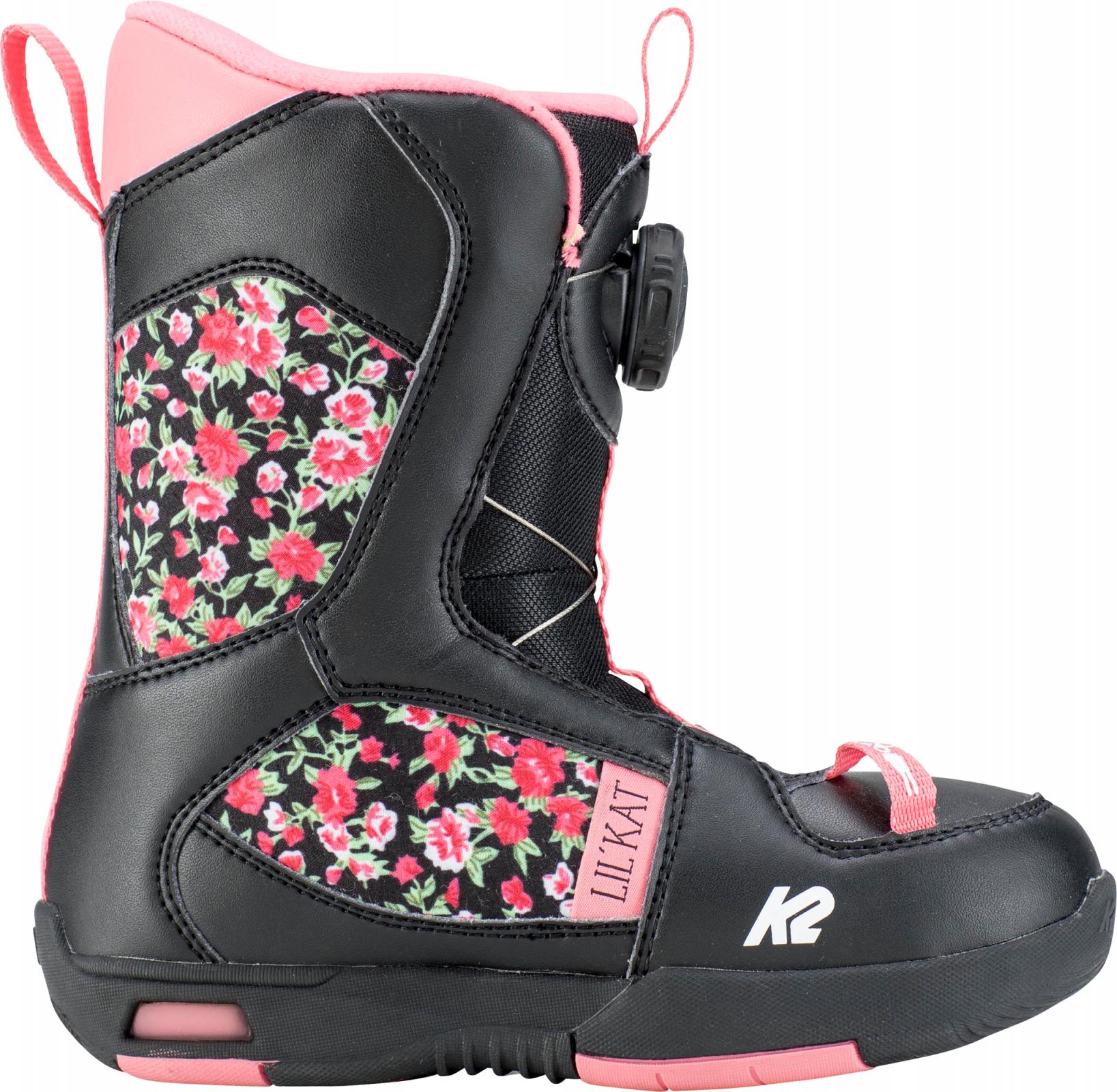 2019 K2 Lil Kat Junior Snowboard Boots