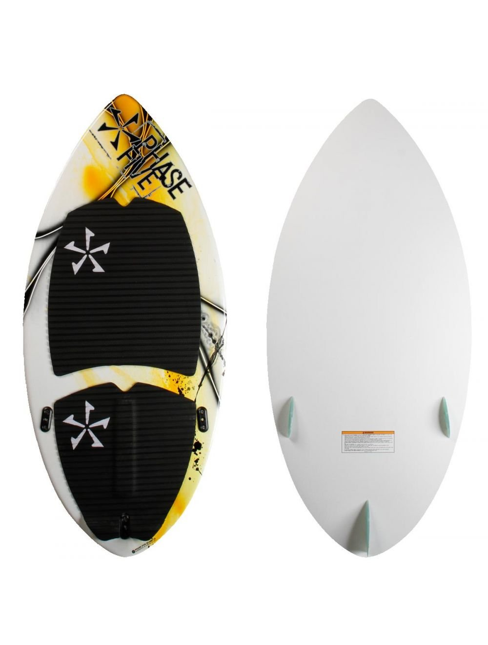 2019 Phase Five Scamp Wakesurf Board