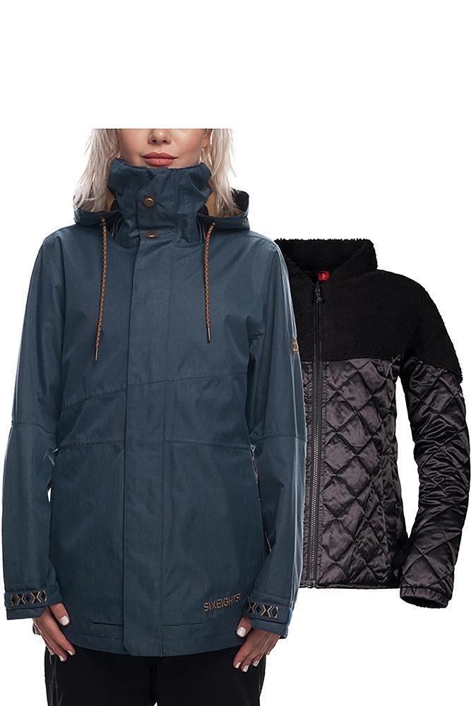 686 Women's Smarty 3-in-1 Siren Jacket