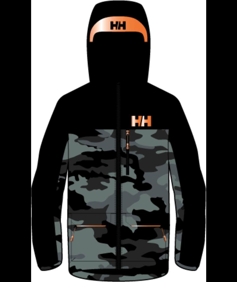 Helly Hansen Tornado Junior Jacket - Trooper Camo