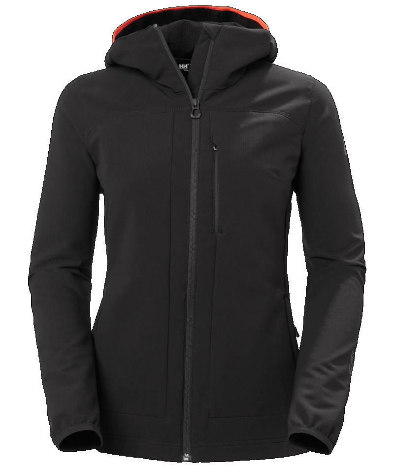 Helly Hansen Aurora Shield Fleece Women's - Black