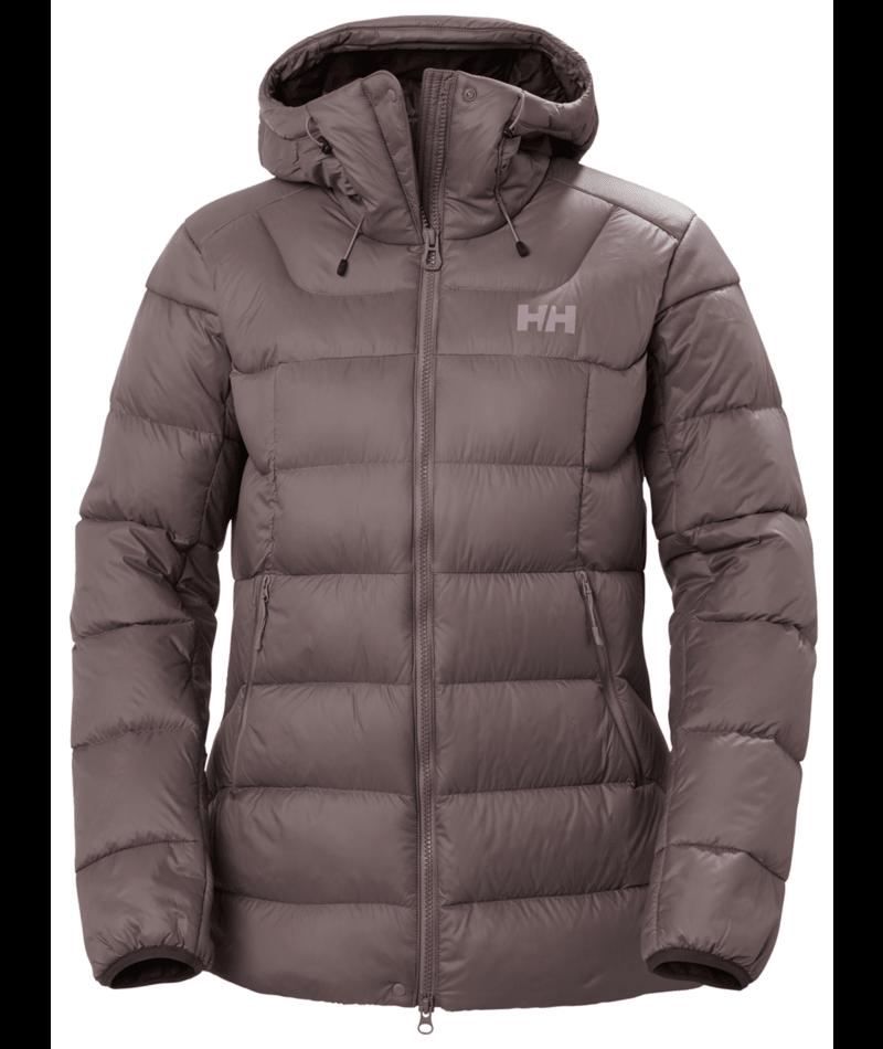 Helly Hansen Verglas Glacier Down Jacket Women's - Sparrow Grey
